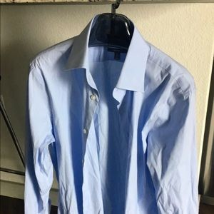 Bonobos Dress Shirt, Tailored Slim Fit, Size 16/33